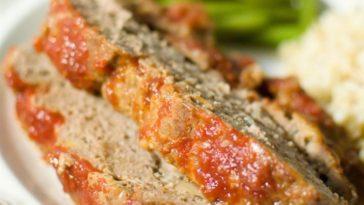 Brown sugar meatlof recipe