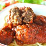 Awesome Meatball Nirvana Recipe