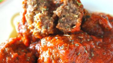 Awesome Meatball Nirvana Recipe
