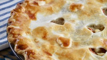 Delicious Chicken Pot Pie Recipe