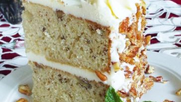 Incredibly Delicious Italian Cream Cake Recipe