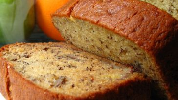 Rich Banana Bread Recipe