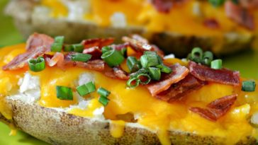 Ultimate Twice Baked Potatoes recipe
