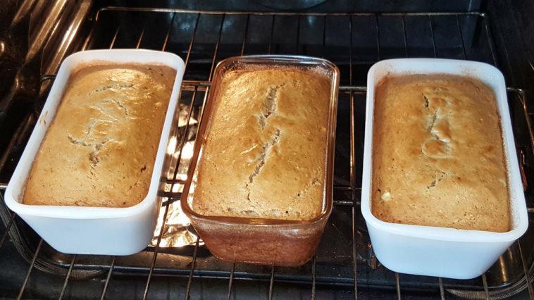 Banana Sour Cream Bread Recipe