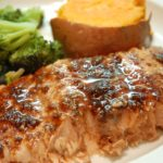 Balsamic-Glazed Salmon Fillets Recipe