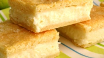 Cream Cheese Squares Recipe