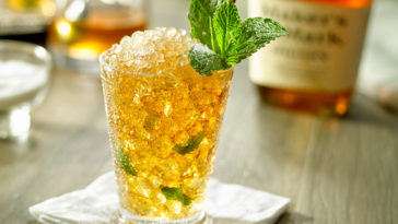 Mint Juleps Recipe