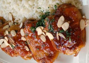 Baked Apricot Chicken Recipe