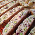 Cranberry Pistachio Biscotti Recipe