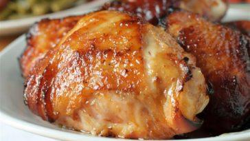 Rusty Chicken Thighs Recipe