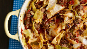 Unstuffed Cabbage Roll Recipe