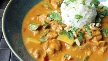 Chef John's Peanut Curry Chicken Recipe