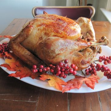 Perfect Thanksgiving Turkey Recipe