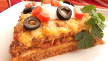 Awesome Burrito Pie Recipe