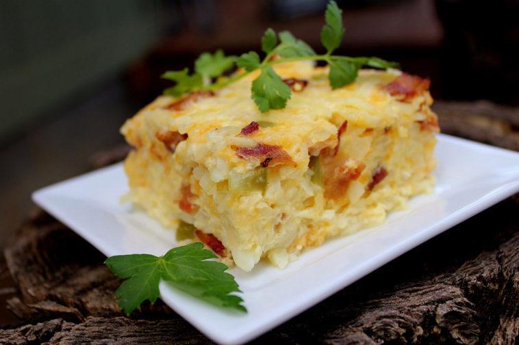 Easter Breakfast Casserole Recipe