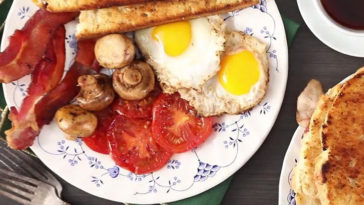 St. Patrick's Day : Irish Breakfast Recipe