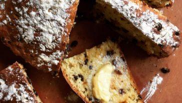 St. Patrick's Day : Irish Soda Bread Recipe