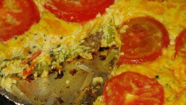 Broccoli and Cheese Brunch Casserole Recipe