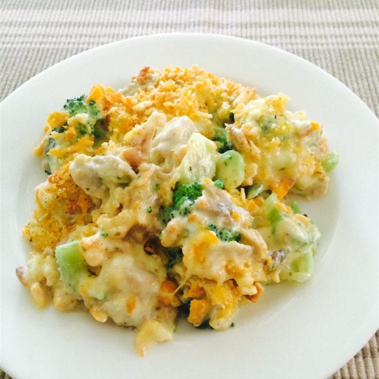 Broccoli Chicken Divan Recipe