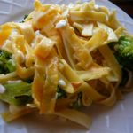 Broccoli Noodles and Cheese Casserole Recipe