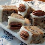 Carolina Butter Pecan Cake Bars