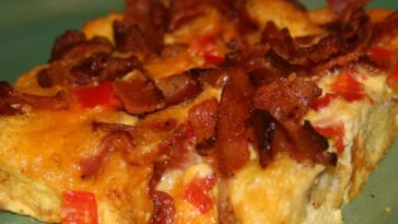 Charleston Breakfast Casserole Recipe