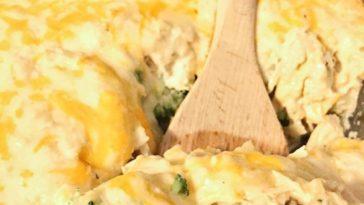 Chicken Divan Casserole Keto Recipe