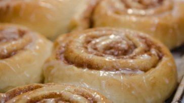 Danish Cinnamon Snails Recipe