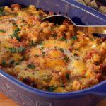 Egg and Cornbread Bake Recipe