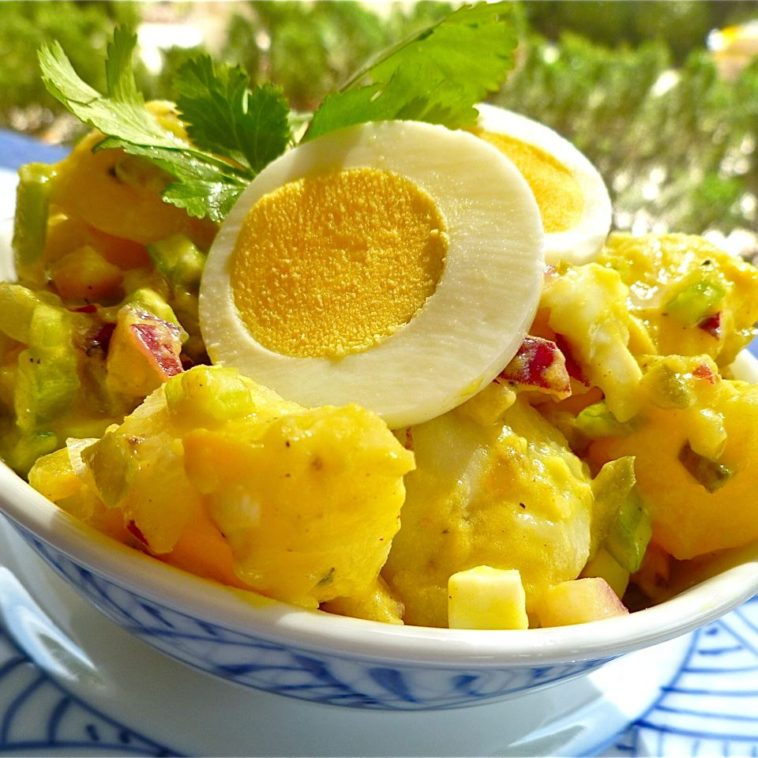 Old Fashioned Potato Salad Recipe