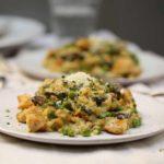 Quick Risotto-Style Rice & Chicken Recipe