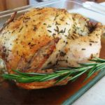 Roast Chicken with Rosemary Recipe