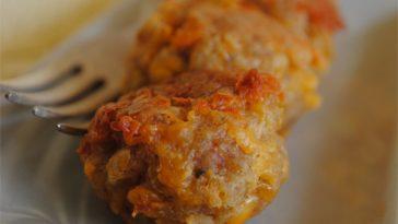 Sausage Balls Recipe