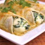 Spinach Enchiladas Recipe