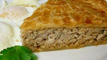 Yummy Meat Pie - Tourtiere Recipe