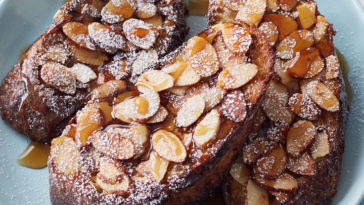 Almond French Toast Recipe