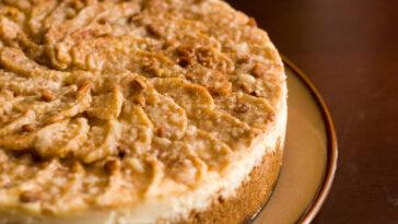 Awesome Autumn Cheesecake Recipe