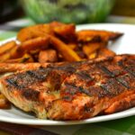 Blackened Salmon Fillets Recipe