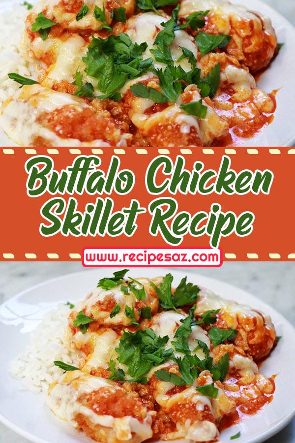 Buffalo Chicken Skillet Recipe