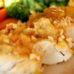 Cashew Crusted Chicken Recipe