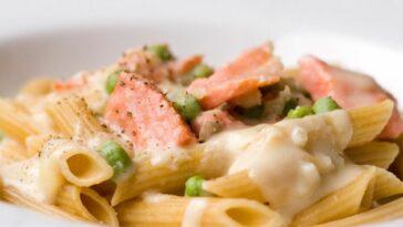 Creamy Smoked Salmon Pasta Recipe
