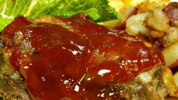 Marvelous Mini Meat Loaves Recipe
