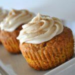 Pumpkin Spice Cupcakes Recipe