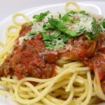Spaghetti Sauce with Ground Beef Recipe
