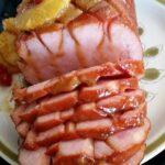 Yummy Easter Ham Recipe