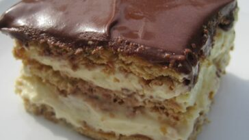 Yummy Eclair Cake Recipe