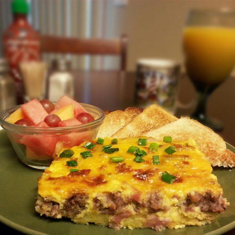 Yummy Egg Casserole Recipe