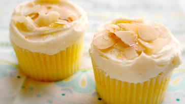 Yummy Lemon Cupcakes Recipe