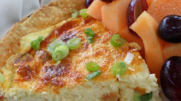 Yummy Quiche Lorraine Recipe