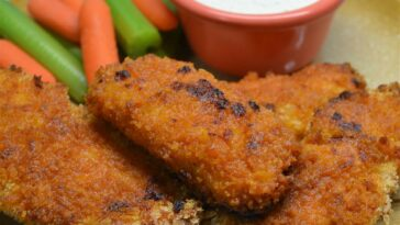 Buffalo Chicken Fingers Recipe